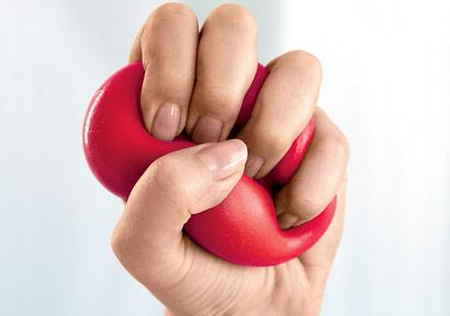 squeezing-stress-ball