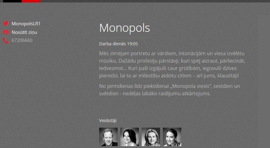 MONOPOLS raid